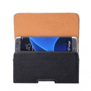 Universal Leather Pouch Case Holster for Samsung Galaxy S7 edge G935, Size: 155 X 80 X 18mm