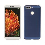 Σκληρή Θήκη Πλάτης για  Huawei Y6 (2018) / Honor 7A (with Fingerprint Sensor) / Honor 7A Pro / Enjoy 8e - Μπλε