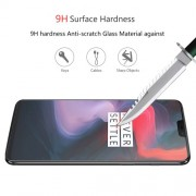 HAT PRINCE for HTC U12 Plus 0.26mm 9H 2.5D Tempered Glass Screen Protector Guard Films (Arc Edges)