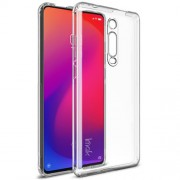 IMAK UX-6 Series Air Bag TPU Mobile Phone Shell for Xiaomi Redmi K20 / Mi 9T / K20 Pro / Mi 9T Pro