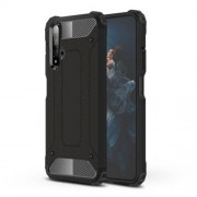 Armor Guard Plastic + TPU Combo Case for Huawei Honor 20 - Black