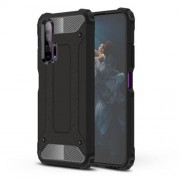 Armor Guard Plastic + TPU Hybrid Case for Huawei Honor 20 Pro - Black