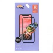 RURIHAI Σκληρυμένο Γυαλί (Tempered Glass) Προστασίας Οθόνης Πλήρης Κάλυψης για iPhone XR - Μαύρο
