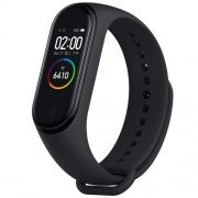 """XIAOMI XMSH07HM Smart Band 4 with 0.95"""" Color Amoled Display/Heart Rate Monitor - Black"""