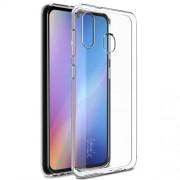 IMAK UX-5 Series Θήκη Σιλικόνης TPU για Samsung Galaxy A20e - Διάφανο