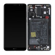 Original Huawei LCD Screen and Digitiger for Huawei Mate 10 - Black (02351QAH)