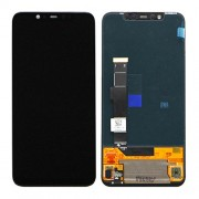 LCD Screen and Digitizer Assembly Replacement for Mi 8 - Black