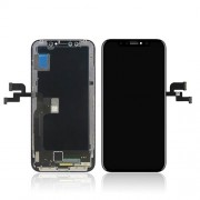 LCD Screen and Digitizer Touch Screen AMOLED for iPhone X - Black