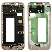 Original Metal Frame for Samsung Galaxy J5 (2017) SM-J530F - Gold (GH98-41314C)