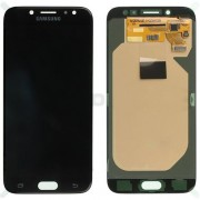 Original Samsung LCD and Digitizer Touch Screen for Samsung Galaxy J7 (2017) SM-J730 - Black (GH97-20736A)