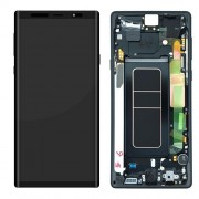 Original Samsung LCD + Digitizer Touch Screen for Samsung Galaxy Note 9 N960F - Black (GH97-22269A)