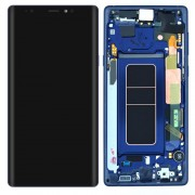 Original Samsung LCD + Digitizer Touch Screen for Samsung Galaxy Note 9 N960F - Blue (GH97-22269B)