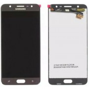 Original LCD Screen and Dizitizer Touch Screen for Samsung Galaxy J7 Prime (2016) SM-G610 - Black (GH96-10447A)