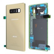 Original Battery Cover for Samsung Galaxy Note 8 N950F - Gold (GH82-14985D )