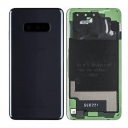 Original Battery Cover for Samsung Galaxy S10e SM-G970F - Black (GH82-18452A)