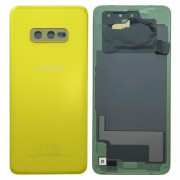 Original Battery Cover for Samsung Galaxy S10e SM-G970F - Yellow (GH82-18452G)