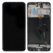 Original Samsung LCD and Digitizer Touch Screen for Samsung Galaxy A40 SM-A405F - Black (GH82-19672A)
