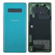 Original Battery Cover for Samsung Galaxy S10 Plus SM-G975F - Green (GH82-18406E)