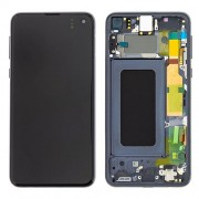 Original Samsung LCD and Digitizer Touch Screen for Samsung Galaxy S10e SM-G970F - Blue (GH82-18852C)