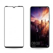 AMORUS for Huawei P30 Pro 3D Curved Full Coverage Tempered Glass Screen Protector