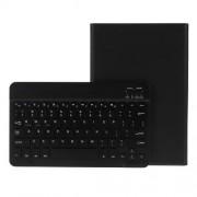 Δερμάτινη Θήκη Βιβλίο με Πλήκτρολόγιο Bluetooth για Samsung Galaxy Tab S5e SM-T720/SM-T725 - Μαύρο