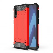 Tough Armor Υβριδική Θήκη Σιλικόνης TPU σε Συνδυαμό με Πλαστικό για Samsung Galaxy A70 - Κόκκινο