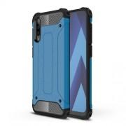 Tough Armor Υβριδική Θήκη Σιλικόνης TPU σε Συνδυαμό με Πλαστικό για Samsung Galaxy A70 - Μπλε