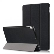PU Leather Tri-fold Stand Tablet Case for iPad Air 10.5 inch (2019)/Pro 10.5-inch (2017) - Black
