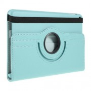 Litchi Texture PU Leather Protection Tablet Case with Stand for iPad mini (2019) 7.9 inch - Baby Blue