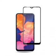 MOCOLO Silk Printing Anti-explosion Tempered Glass Full Screen Film [Full Glue] for Samsung Galaxy A10