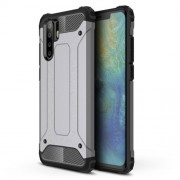 Armor Guard Plastic + TPU Combo Case for Huawei P30 Pro - Grey