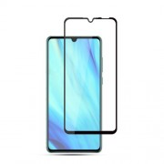 MOCOLO Silk Printing Tempered Glass Full Screen Protector for Huawei P30 - Black