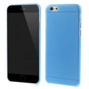 Σκληρή Λεπτή Θήκη 0,7mm από Πλαστικό για iPhone 6s 6 - Μπλε