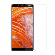 0.3mm Arc Edges Tempered Glass Screen Shield for Nokia 3.1 Plus