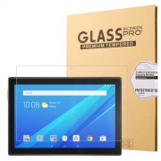 """For Lenovo Tab M10 10.1"""" 9H Tempered Glass Screen Protector Guard 0.25mm Full Coverage (Arc Edge)"""