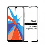 MOFI 9H 2.5D Arc Edge Full Size Tempered Glass Screen Protector Film for Huawei Enjoy 9 / Y7 Pro (2019)