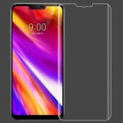 0.3mm Tempered Glass Screen Protector Arc Edge for LG G7 Fit