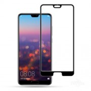 MOCOLO for Huawei P20 Pro 3D Curved Full Coverage Tempered Glass Screen Protector - Black