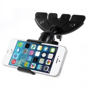 HX-M-X10 Universal CD Slot Smartphone Car Mount Holder Cradle for iPhone 6 Plus Samsung Galaxy S5 G900, Max Width: 113mm