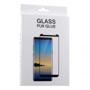 3D Full Glue UV Liquid Tempered Glass Screen Guard Film + UV Lamp for Samsung Galaxy S9+ SM-G965