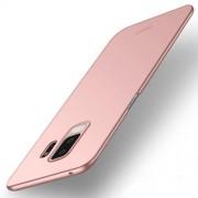 MOFI Σκληρή Θήκη Λεπτή για Samsung Galaxy S9 Plus SM-965 - Ροζέ Χρυσαφί