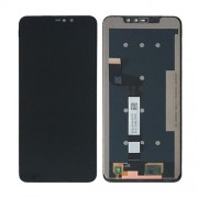 LCD Screen and Digitizer Assembly for Xiaomi Redmi Note 6 Pro - Black
