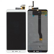 LCD Screen and Digitizer Assembly for Xiaomi Redmi 6 - White
