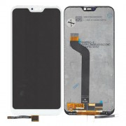LCD Screen and Digitizer Assembly for Xiaomi Mi A2 Lite / Redmi 6 Pro - White