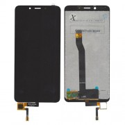 LCD Screen and Digitizer Assembly for Xiaomi Redmi 6A - Black