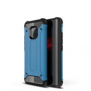 Tough Armor Υβριδική Θήκη Σιλικόνης TPU σε Συνδυαμό με Πλαστικό για Huawei Mate 20 Pro - Μπλε