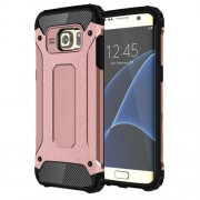 Cool Armor PC + TPU Case Cover for Samsung Galaxy S7 edge G935 - Rose Gold