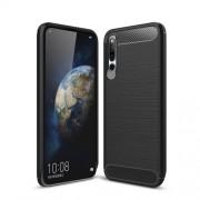 Θήκη Σιλικόνης TPU Carbon Fiber Brushed για Huawei Honor Magic 2 - Μαύρο