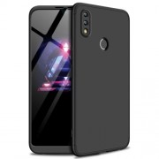GKK Detachable 3-Piece Matte Hard PC Case for Huawei Honor 8X Max - Black