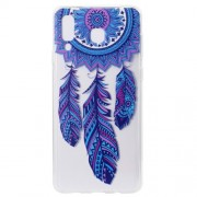 Pattern Printing Soft TPU Protective Case for Samsung Galaxy A9 (2018) - Dream Catcher